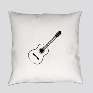 acoustic Everyday Pillow