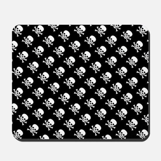 Skull n Crossbones Mousepad