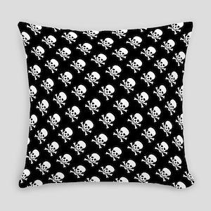 Skull n Crossbones Everyday Pillow