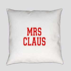 Mrs. Claus Everyday Pillow