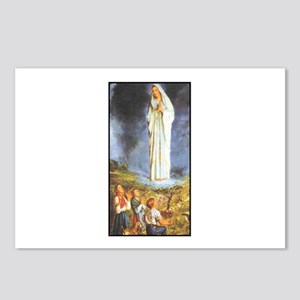 Our Lady of the Rosary - Fati Postcards (Package o