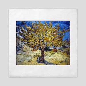 Van Gogh Mulberry Tree Queen Duvet