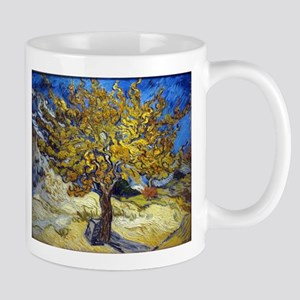 Van Gogh Mulberry Tree Mugs