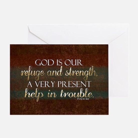 Cool Bible scripture Greeting Card