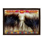 Winter Warmth American Indian Motif 5'x7'a