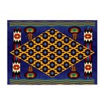 Praise For Maize Indian 5'x7'area Rug
