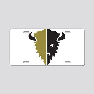 Boulder Buffalo Colorado Aluminum License Plate