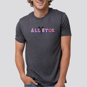 Weightlifting Mens Tri-blend T-Shirt