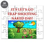 trap shooting Puzzle