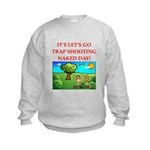 trap shooting Sweatshirt