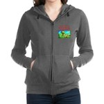trap shooting Women's Zip Hoodie