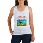 trap shooting Tank Top