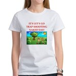 trap shooting T-Shirt