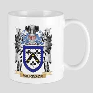 Wilkinson Coat of Arms - Family Crest Mugs