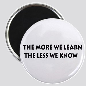 Learn Know Magnet