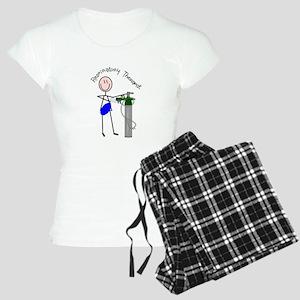 Respiratory Therapist O2 & Women's Light Pajamas