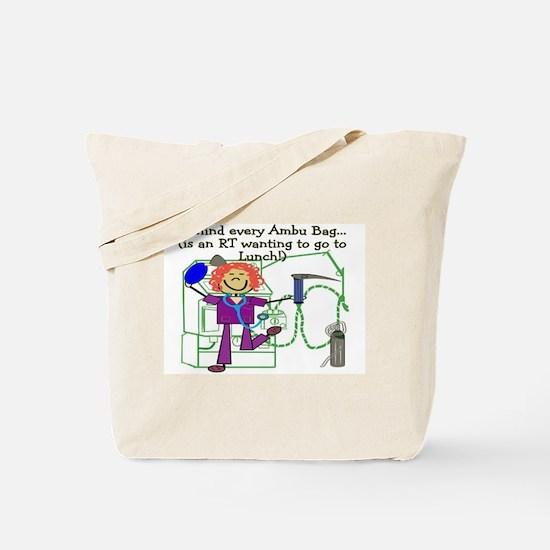 Respiratory Humor Quote Tote Bag