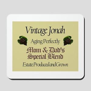 Vintage Jonah Mousepad