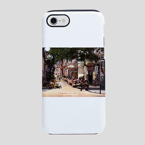 Hong Kong Flower Street iPhone 8/7 Tough Case