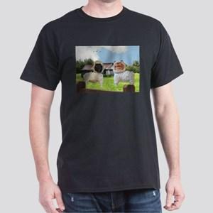 Robert and Sheepy T-Shirt
