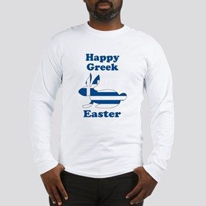 Greek Easter Long Sleeve T-Shirt