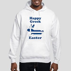 Greek Easter Hooded Sweatshirt