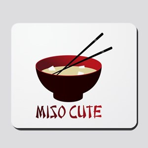 Miso Cute Mousepad