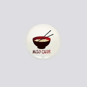 Miso Cute Mini Button