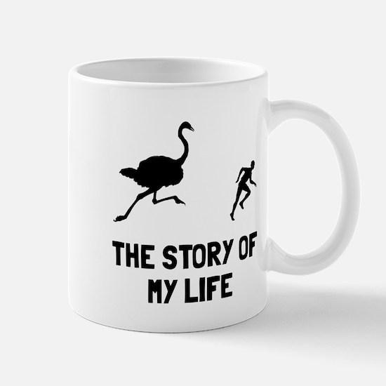 Story of my life Mug