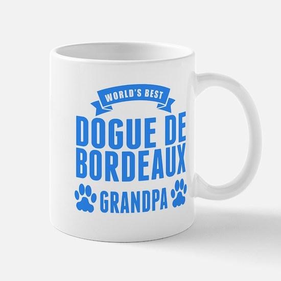 Worlds Best Dogue de Bordeaux Grandpa Mugs