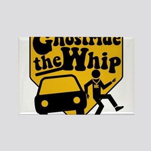GhostRide The Whip Rectangle Magnet