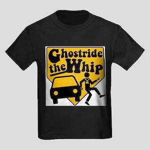 GhostRide The Whip Kids Dark T-Shirt