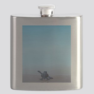 Baby Turtle Hatchling Flask