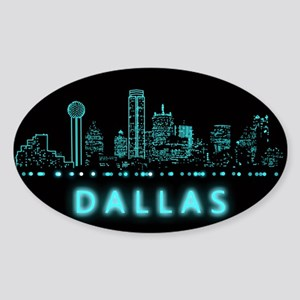 Dallas Digital Sticker