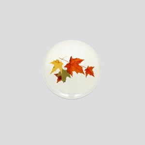 Autumn Colors Mini Button
