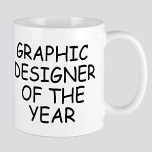 Graphic Designer of the Year Mugs