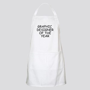 Graphic Designer of the Year Apron