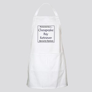 Chessie Security BBQ Apron