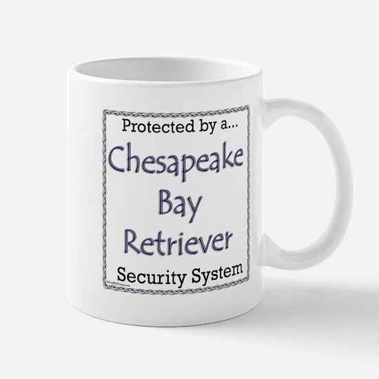 Chessie Security Mug