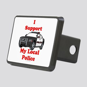 Support Local Police Hitch Cover