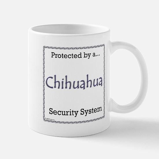 Chihuahua Security Mug