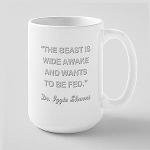 THE BEAST... Large Mug