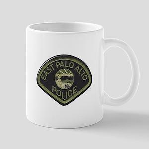 East Palo Alto Police Mugs
