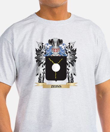 Zeiss Coat of Arms - Family Cres T-Shirt