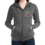 Amazing lab tech Zip Hoodie