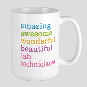 Amazing Lab Technician Mugs