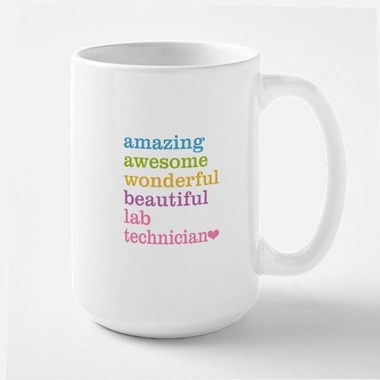 Amazing Lab Technician Mugs