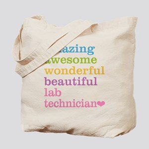 Amazing Lab Technician Tote Bag