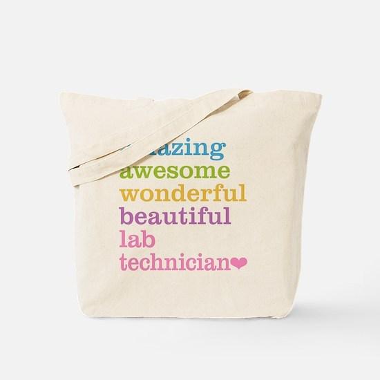 Amazing Lab Technician Tote Bag