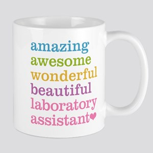 Amazing Laboratory Assistant Mugs